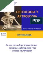 Anatomia Clase 2- Osteologia y Artrologia General