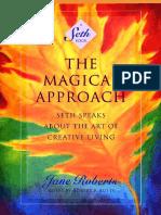 Jane Roberts - Seth - Magical Approach [OCR]