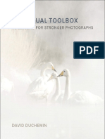The Visual Toolbox 60 Lessons for Stronger Photographs (Voices That Matter) - David DuChemin