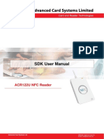 ARC122U NFC Reader SDK User Manual