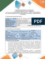 Guía de Actividades y Rubrica de Evaluación - Tarea 4 - Adquirir Información de La Unidad No. 3 Fundamentos Contables