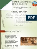 Electrometalurgia Del Plomo