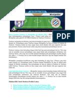 Bursa Taruhan Toulouse vs Montpellier 28 Oktober 2018