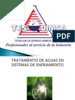 Introduccion Informacion Sistemas de Enfriamiento Tesquimsa