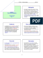Cap 1 - Introducción MICROONDAS
