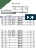 Planilla Libro de Compras y Ventas