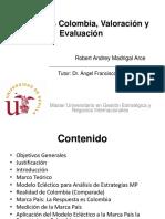 Presentacion Valoracion y Evaluacion De