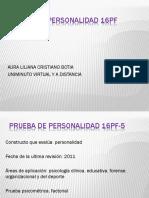 Prueba de Personalidad 16pf