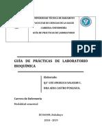 Guia de Laboratorio Bioquimica ..Rediseño