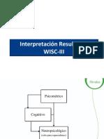 Interpretacion Wisc