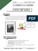 4to año - HP - Guia Nº 6 - Aspectos Culturales a Inicios del.doc