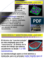 2. Nanotecnología