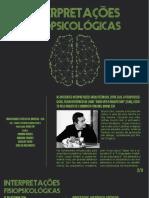 Seminário 1- Fisiopsicológica Amanda Barbara Douglas Joao