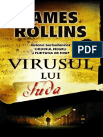 James Rollins- Virusul lui Iuda [v1.0].docx