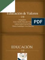 Educación & Valores.pptx
