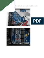 Hardware Reset KPD675 676 677 KPD678