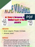 Acne Vulgaris Tema