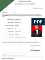 Cetak Kartu Ujian - Rekrutmen Kepala Sekolah