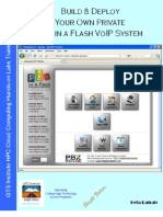 Build and Deploy Your Own Private PIAF-GOLD with Asterisk VoIP Telephony System