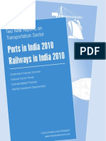 Ports+Railways Report Tocs