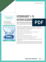 HYDROGUARD I-15 Technical Data Sheet