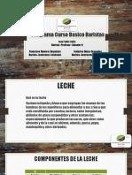 Bebidas a Base de Leche - Academicrcafe-Jose Solis