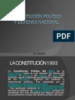 Constitucion y Defensa Nacional 1