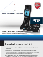 BT6500 User Guide [Ed.5]