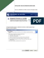 Manual de Instalacion DNS en Windows Server 2003