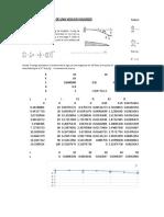 Excel Metodo de Runge Kutta