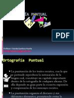 Ortografía Puntual Lenguaje y Comunicación 2018