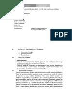 Informe Picologico 2018-2