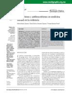 Leucotrienos y antileucotrienos en medicina basada en la evidencia