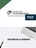 Evolucion de Los Mercados de La Energia