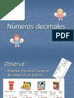 4G-PWM3 Números Decimales