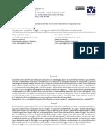 Fragilidad estructural de componentes ante incertidumbres no gaussianas correlacionadas