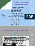 Instrumento de Medicion