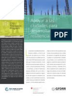 CRP Program Brief_Spanish