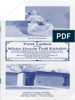 First Lady Dolls 1