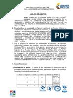 Contratacion Minima Cuantia No 007 007 2016 de 2016 an Lisis Del Sector (2)