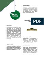 Afiche Proyecto Cream Berberis