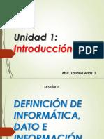 INTRODUCCIÓN COMPUTACIONAL diapositivas