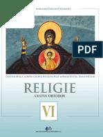 Manual Religie Clasa a 6-A 2018 A533