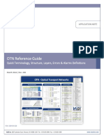 VeEX OTN Quick Reference Guide