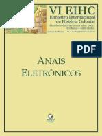 Dinâmicas Governativas No Estado Do Brasil - Comunicação Política e Provimento de Oficios (1648-1657)