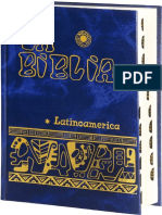 La Biblia Latinoamerica Bolsillo