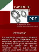 Tipos de Rodamientos Edgar Sanabria