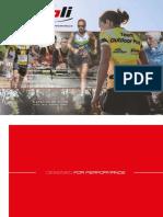 Athlétisme/Running/Trail/Aviron 2018