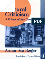[Feminist Perspective on Communication] Arthur Asa Berger - Cultural Criticism_ a Primer of Key Concepts (1994, SAGE Publications, Inc)