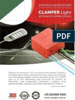Clamper Light - Modelo Nuevo